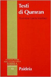 Copertina di 'Testi di Qumran'
