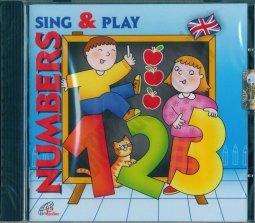 Copertina di 'Sing & Play Numbers'