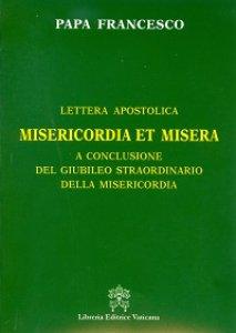 Copertina di 'Misericordia et misera'
