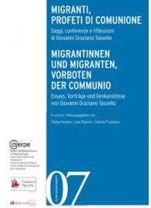 Copertina di 'Migranti, profeti di comunione'