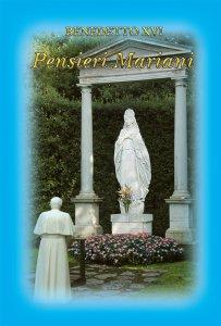Copertina di 'Pensieri mariani'