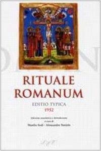 Copertina di 'Rituale Romanum'