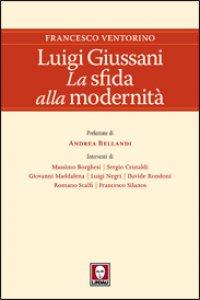 Copertina di 'Luigi Giussani'