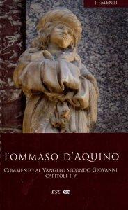 Copertina di 'Commento al Vangelo secondo Giovanni'