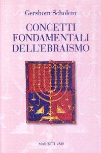 Copertina di 'Concetti fondamentali dell'ebraismo'
