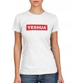 """Copertina di 'T-shirt """"Yeshua"""" - taglia S - donna'"""