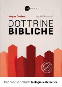 Copertina di 'Dottrine bibliche'