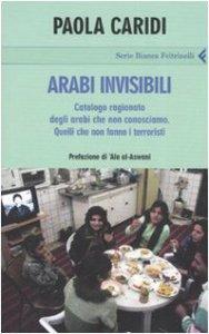 Copertina di 'Arabi invisibili'