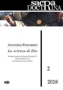 Copertina di 'La scienza di Dio'