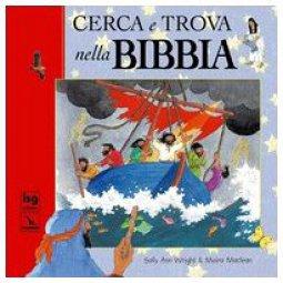 Copertina di 'Cerca e trova nella Bibbia'