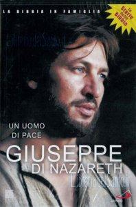 Copertina di 'Giuseppe di Nazareth. Un uomo di pace'