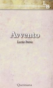 Copertina di 'Avvento - Lectio brevis'