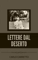 Lettere dal deserto - Carlo Carretto