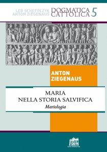 Copertina di 'Maria nella storia salvifica'