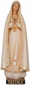 "Copertina di 'Statua in legno dipinta a mano ""Madonna di Fatima"" - altezza 23 cm'"