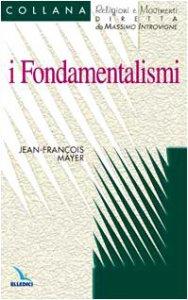 Copertina di 'I fondamentalismi'