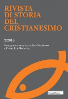 Rivista di storia del cristianesimo (2019)