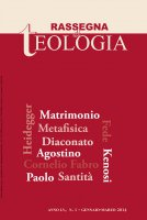 Rassegna di Teologia n. 1/2014