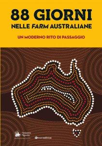 Copertina di '88 giorni nelle farm australiane'