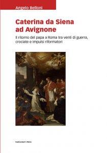 Copertina di 'Caterina da Siena ad Avignone'
