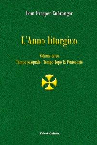 Copertina di 'L'anno liturgico - Volume terzo'