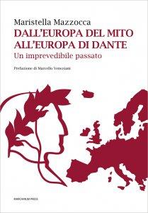 Copertina di 'Dall'Europa del mito all'Europa di Dante'