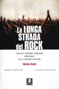Copertina di 'La lunga strada del rock'