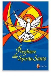 Copertina di 'Preghiere allo Spirito Santo'