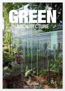 Copertina di 'Green architecture. Ediz. italiana, spagnola e portoghese'
