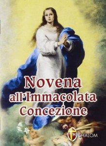 Copertina di 'Novena all'Immacolata Concezione'