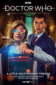 Copertina di 'Doctor Who. Tredicesimo dottore'