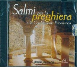 Copertina di 'Salmi per la preghiera e la Celebrazione Eucaristica'