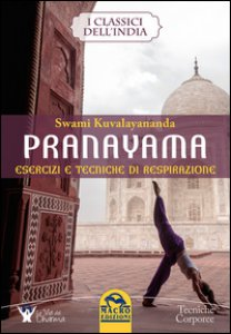 Copertina di 'Pranayama. Esercizi e tecniche di respirazione'