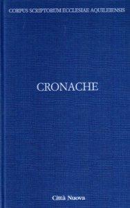 Copertina di 'Concili e cronache'
