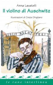 Copertina di 'Il violino di Auschwitz'