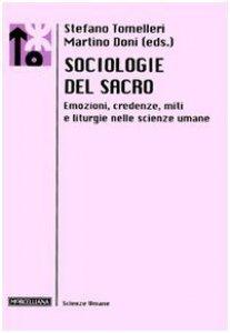 Copertina di 'Sociologie del sacro'