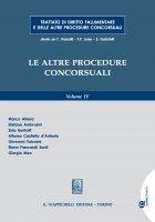 Le altre procedure concorsuali - Alfonso Castiello D'Antonio, Stefano Ambrosini, Giovanni Falcone