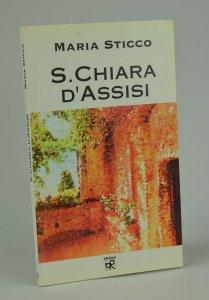 Copertina di 'Santa Chiara di Assisi'