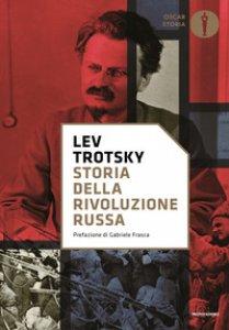 Copertina di 'Storia della rivoluzione russa'