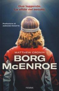 Copertina di 'Borg McEnroe'