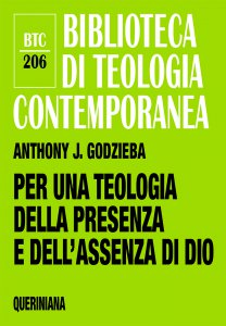 Copertina di 'Per una teologia della presenza e dell'assenza di Dio'