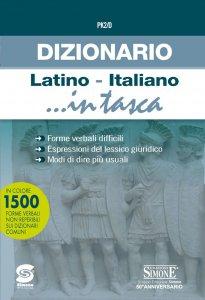 Copertina di 'Dizionario Latino - Italiano ...in tasca'