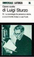 Opere scelte vol.4 - Luigi Sturzo