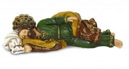 Copertina di 'Statua San Giuseppe dormiente per presepe - 100 cm'