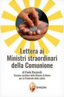 Lettera ai ministri straordinari della Comunione - Ricciardi Paolo