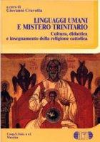 Linguaggi umani e mistero trinitario: cultura, didattica e insegnamento della religione cattolica