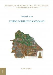 Copertina di 'Corso di Diritto Vaticano'