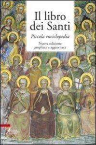 Copertina di 'Il libro dei santi'