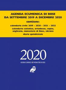 Copertina di 'Agenda ecumenica di Bose 2020'