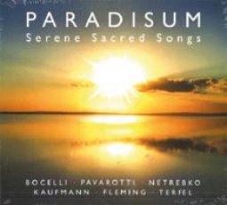 Copertina di 'Paradisum. Le più belle arie sacre. Doppio CD'